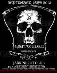 Goatwhore at Jaxx on 23 September 2010