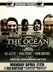 The Ocean at Jaxx 11 April 2011