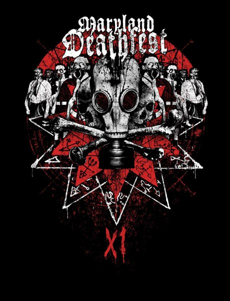 Maryland Deathfest XI on 23 - 26 May 2013