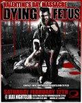 Dying Fetus at Jaxx on 12 February 2011